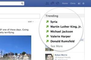 Facebook-Trending-Topic