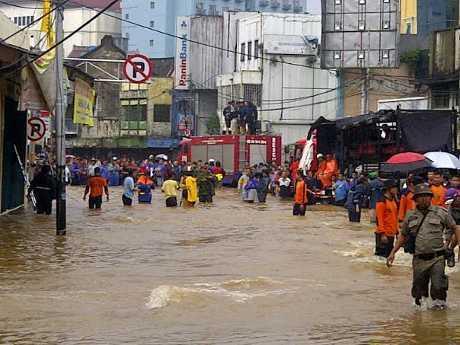 Banjir Jakarta 5