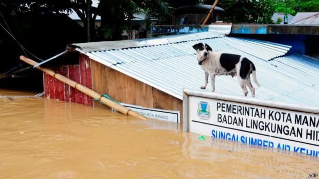Banjir Manado 1