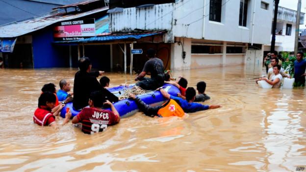 Banjir Manado 2