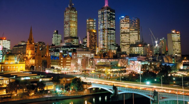 Kota Layak Huni - Melbourne