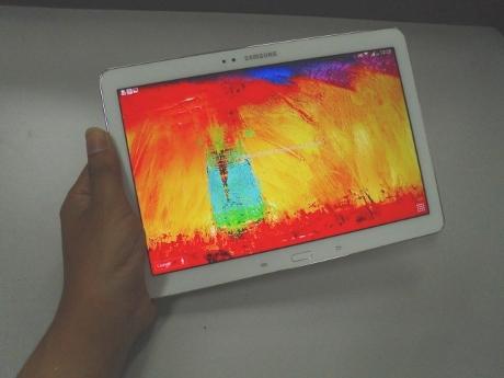 Galaxy Note 10.1 2014 Desain 1