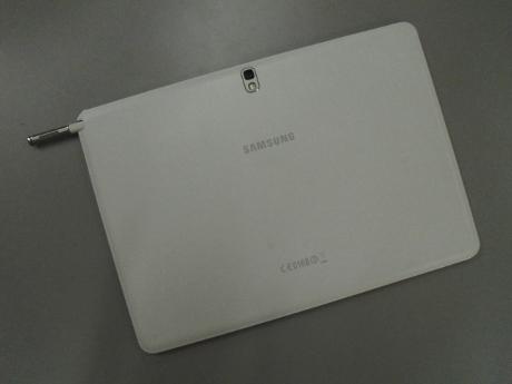 Galaxy Note 10.1 2014 Desain 2