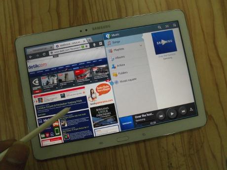 Galaxy Note 10.1 2014 Layar 3
