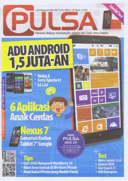 Trik Download E-Paper Kompas Bentuk PDF